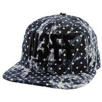 czapka z daszkiem NEFF - Polka Wash Cap (BLCK)