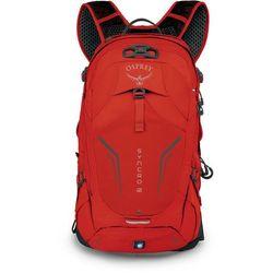 Osprey Syncro 20 Plecak Mężczyźni, firebelly red 2019 Plecaki rowerowe