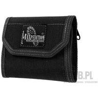 Portfel Maxpedition 0253B C.M.C. Wallet Black