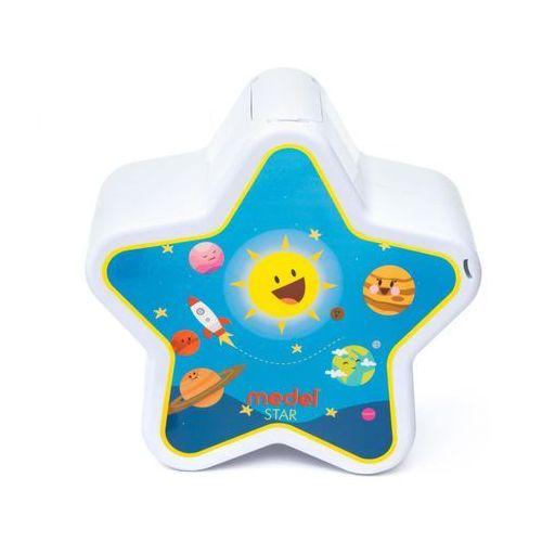 Baby star inhalator pneumatyczno-tłokowy dla dzieci Medel