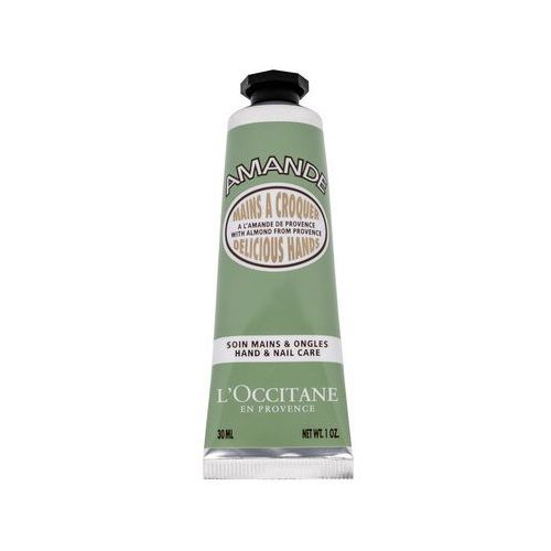 L´occitane almond krem do rąk 30 ml dla kobiet - Znakomita promocja