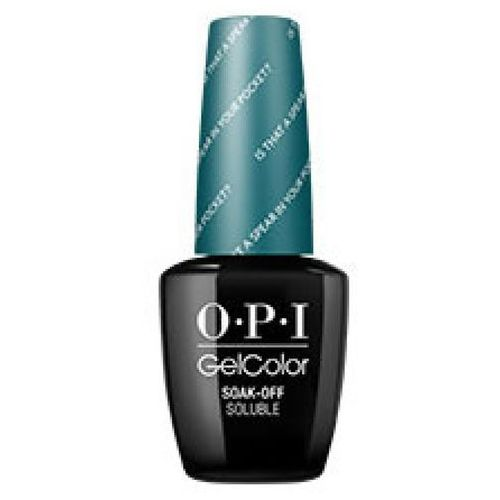 OPI GelColor IS THAT A SPEAR IN YOUR POCKET? Żel kolorowy (GC-F85)