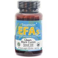 Swanson Olej z nasion czarnego kminu (Black Cumin) 500 mg - 60 kapsułek
