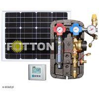 Autonomiczny zestaw zasilająco-sterujący fotton power 2dc d5 do kolektorów słonecznych marki Centropol