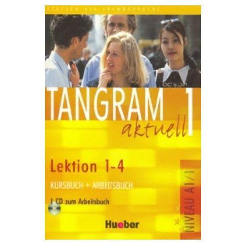 Tangram Aktuell 1 Kursbuch + Arbeitsbuch + Cd (2004)