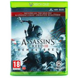 Assassin's Creed 3 Remastered (Xbox One)