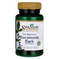 Full Spectrum Eucommia Bark 400mg 60 kaps
