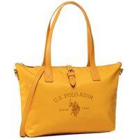 Torebka U.S. POLO ASSN. - Patterson M. Shopping Bag BEUPA0134WIP300 Yellow