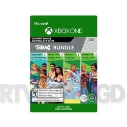 Microsoft The sims 4 - zestaw zabawa poza domem dcl [kod aktywacyjny] xbox one