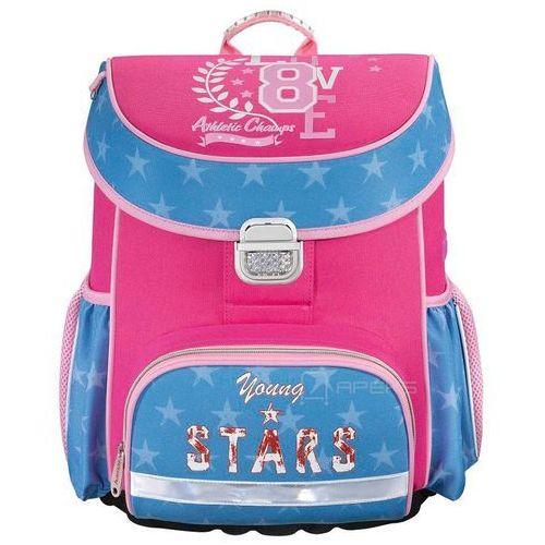 Hama tornister / plecak szkolny dla dzieci / Young & Stars - Young & Stars, 1_647445