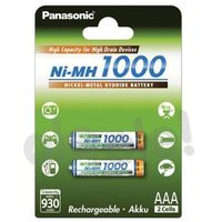 Panasonic BK-4HGAE/2BE AAA 1000mAh (2szt) (5410853052821)