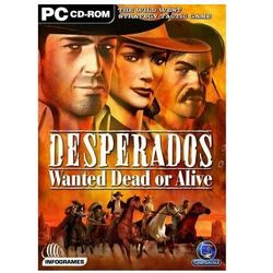Desperados 1 Wanted Dead or Alive (PC)