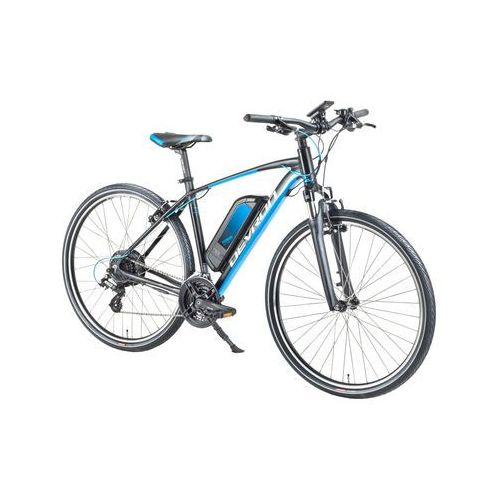 """Crossowy rower elektryczny Devron 28161 28"""" - model 2018, Czarny, 19"""""""