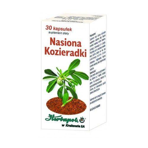 Nasiona Kozieradki kaps. - 30 kaps. (5903850001270)