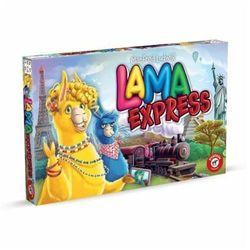 Piatnik Gra lama express (pl) + prezent do zakupów za min.30 zł.