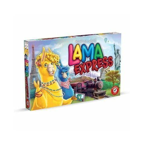 Gra Lama Express (PL) + PREZENT do zakupów za min.30 zł. (9001890664045)