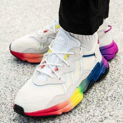 Męskie obuwie sportowe Adidas