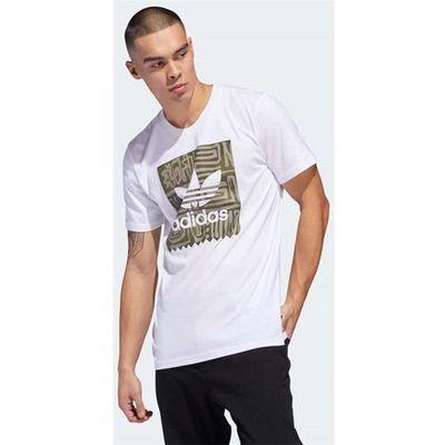 T-shirty męskie ADIDAS Snowbitch