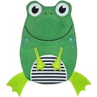 dziecięcy termofor eco junior comfort - żabka marki Hugo frosch