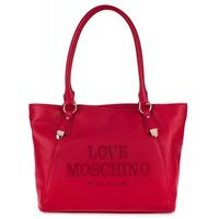 Love Moschino Torebka JC4285-PP08-KN0-000 czerwona
