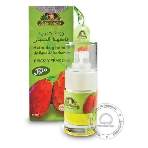Saharacactus olej z nasion opuncji figowej 15ml certyfikat ecocert