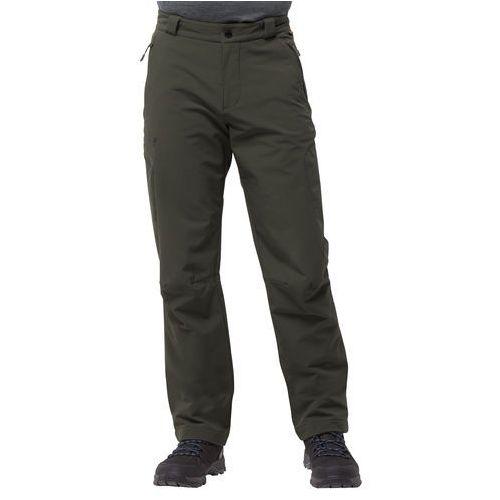 Jack Wolfskin Activate Thermic Spodnie długie Mężczyźni szary EU 48 2018 Spodnie i jeansy, 1503601-5515048