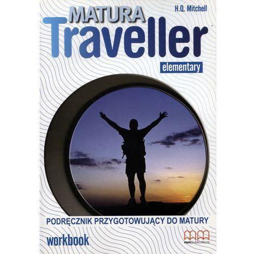 Matura Traveller Elementary LO Ćwiczenia. Język angielski, oprawa miękka