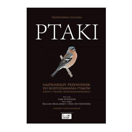 Ptaki. Przewodnik Collinsa 2017 [11/87] (448 str.)