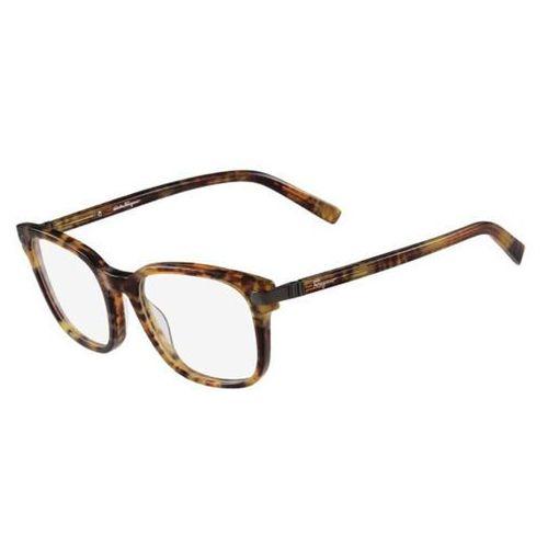 Salvatore ferragamo Okulary korekcyjne sf 2771 228