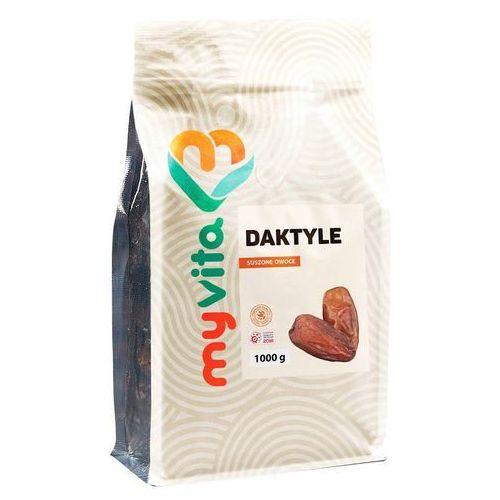 Daktyle Naturalne Suszone, MyVita, 1000g - Promocja