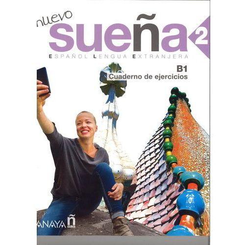 Nuevo Suena 2 B1. Ćwiczenia (9788469807644)