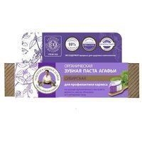 Agafi Organiczna pasta do zębów - syberyjska - p/próchnicowa