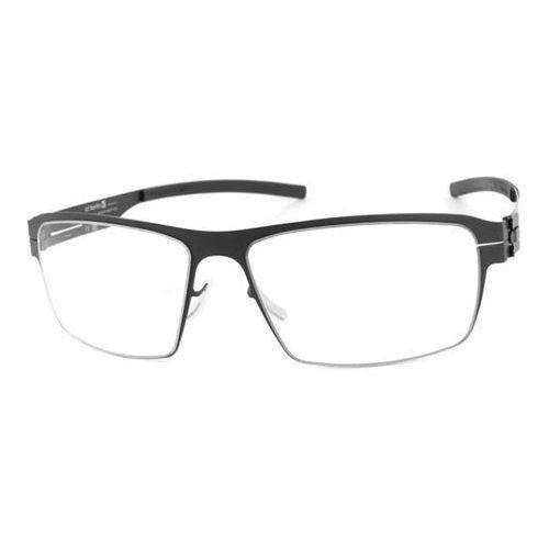 Ic! berlin Okulary korekcyjne m5114 albula medium black