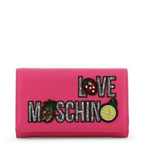 Love moschino portfel jc5654pp07kllove moschino portfel
