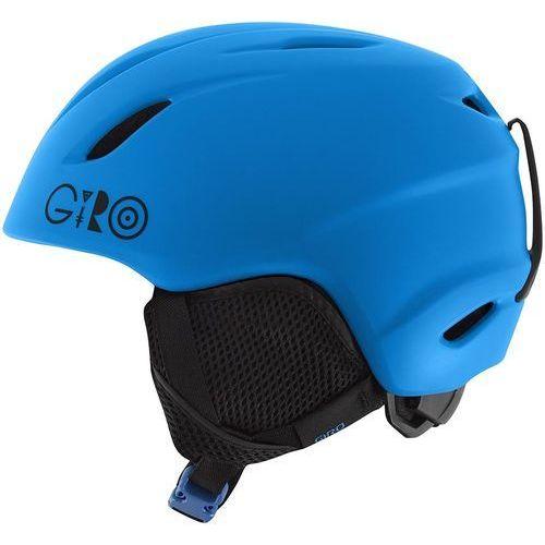 Giro kask narciarski launch matt blue s (52-55,5 cm)