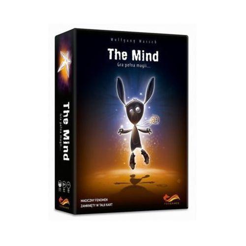 Gra the mind (pl) - darmowa dostawa od 250 zł!! marki Foxgames