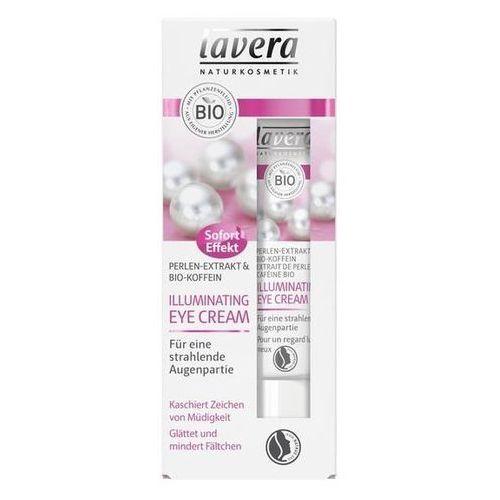 Lavera Rozświetlający krem pod oczy z ekstraktem z pereł