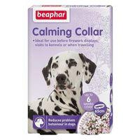 Beaphar obroża relaksacyjna calming collar dla psów rozm. 65cm (8711231110919)