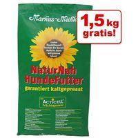 15 + 1,5 kg gratis! 16,5 kg karmy suchej markus-mühle - 16,5 kg | dostawa gratis! marki Markus mühle