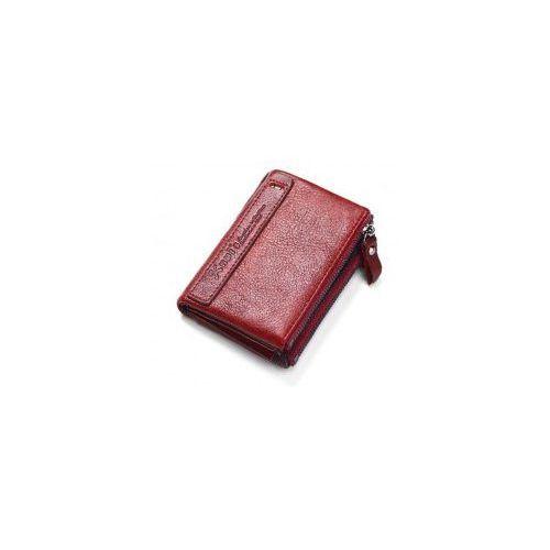 cef08f4af2d07 ▷ Portfel męski skórzany czarny e1694 kolekcja orion 3d wytłoczona ...