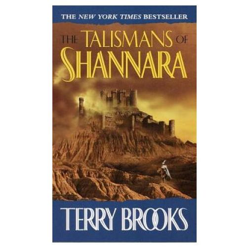 Talismans of Shannara, Brooks Terry