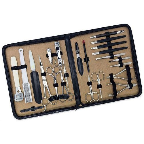 Zestaw do manicure 9410 mc cążki nożyczki solingen marki Kellerman solingen