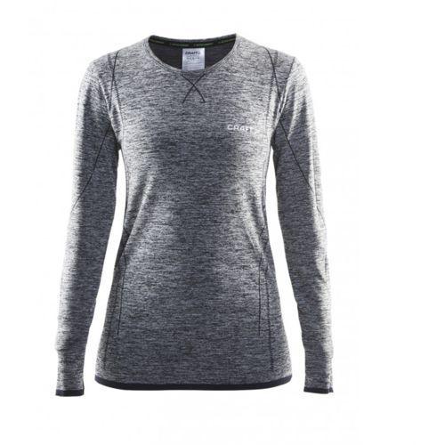 1961ec6f225a Koszulka z długim rękawem CRAFT Comfort szary   Płeć  damskie   Rozmiar  S (