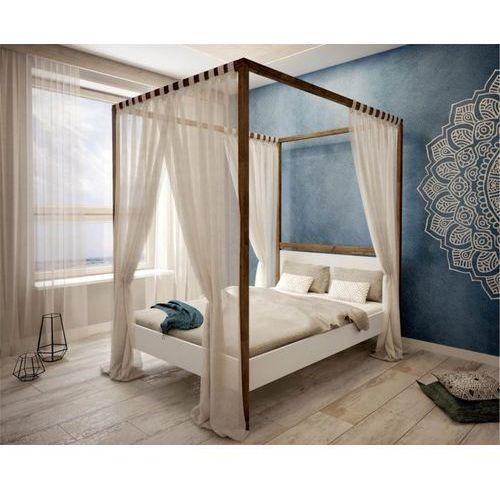 Łóżko z baldachimem Ozyrys