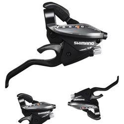 Shimano Dźwignie zespolone st-ef510 altus - 3x9 czarne