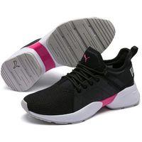 Puma buty treningowe damskie Sirena Summer Pack Black White 37,5 - BEZPŁATNY ODBIÓR: WROCŁAW!
