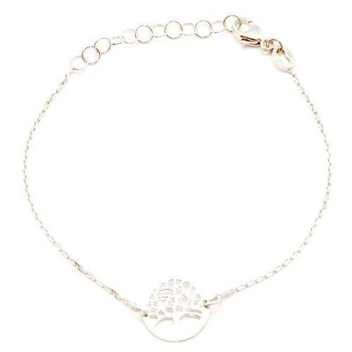 ee21e12c51f5e5 Bransoletka srebrna sb.022.02 biżuteria damska ze srebra (SAXO ...