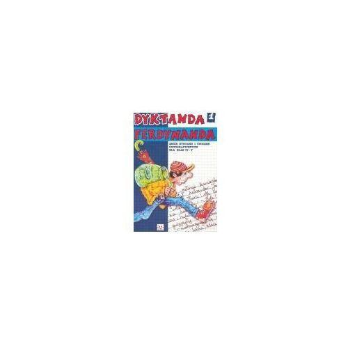 Dyktanda Ferdynanda cz.1 kl.IV-V (9788371180897)