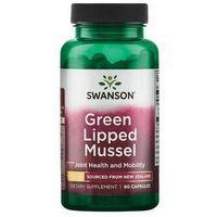 Kapsułki Nowozelandzka liofilizowana zielona małża 500mg 60 kaps.
