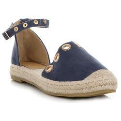 171eee2a12647 Lady Glory. Modne buty damskie espadryle ze zdobieniami renomowanej marki  ...